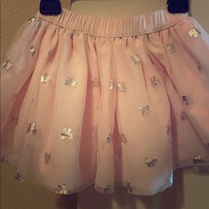 Carters 18 month tutu skirt for toddlers.